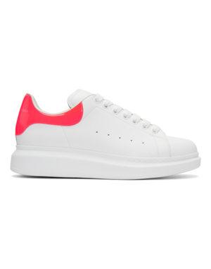 alexander mcqueen pink sneaker