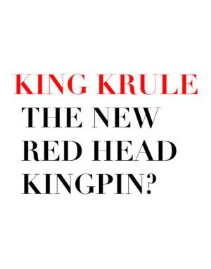 king krule redhead kingpin