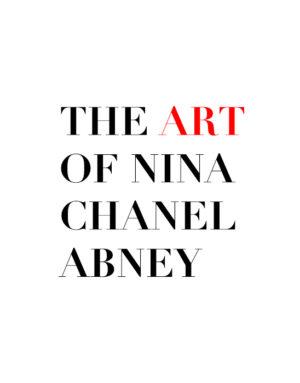 nina chanel abney art exhibit ny